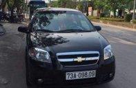 Bán Daewoo Gentra đời 2010, màu đen chính chủ giá 180 triệu tại Quảng Bình