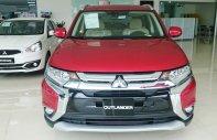 Nhận xe Mitsubishi Outlander 2.0 CVT sản xuất 2019, màu đỏ, giá 807.5tr, chỉ với 300 tr nhận xe ngay giá 808 triệu tại Quảng Nam