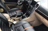 Bán Chevrolet Captiva đời 2008, màu đen, giá chỉ 290 triệu giá 290 triệu tại Tiền Giang