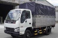 Xe tải Isuzu 2,5 tấn thùng mui bạt 3m6 đời 2019, trả trước 100tr nhận xe giá 475 triệu tại Tp.HCM