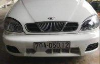 Bán Daewoo Lanos sản xuất 2004, màu trắng còn mới, giá chỉ 95 triệu giá 95 triệu tại Tây Ninh