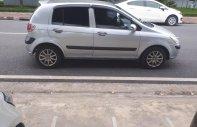 Cần bán xe Hyundai Getz 1.1 đời 2009. Số sàn, màu bạc, nhập khẩu Hàn Quốc giá 163 triệu tại Nam Định