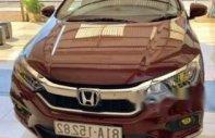 Bán Honda City đời 2018, màu đỏ, odo 9800 km, lợi xăng 5,5L giá 585 triệu tại Gia Lai