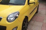 Cần bán lại xe Kia Morning 2011, màu vàng giá cạnh tranh giá 255 triệu tại Tây Ninh