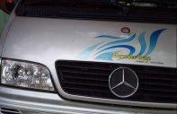 Bán Mercedes Sprinter sản xuất năm 2003, màu bạc, xe nhập, giá chỉ 165 triệu giá 165 triệu tại Long An