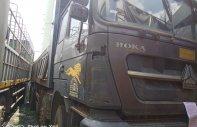 Bán xe tải Ben 16,77 tấn đời 2015, màu xám (ghi), nhập khẩu, giá tốt giá 600 triệu tại Tp.HCM