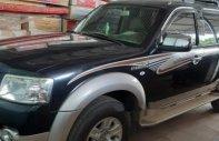 Gia đình bán Ford Everest đời 2008, màu đen, giá chỉ 350 triệu giá 350 triệu tại Tây Ninh