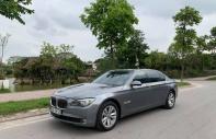Cần bán lại xe BMW 7 Series sản xuất 2010 màu xanh lam, giá tốt, xe nhập giá 990 triệu tại Hà Nội