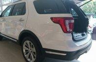 Bán xe Ford Explorer 2019, màu trắng, nhập khẩu Mỹ giá 2 tỷ 268 tr tại Tp.HCM