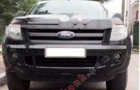Chính chủ bán xe Ford Ranger XL 2.2L 4x4 MT sản xuất năm 2014, màu đen giá 486 triệu tại Yên Bái
