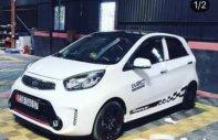 Cần bán lại xe Kia Morning sản xuất năm 2015, màu trắng, nhập khẩu, giá 310tr giá 310 triệu tại Tiền Giang