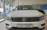 Bán Volkswagen Tiguan trắng ngọc trai 2019 - Hỗ trợ ngân hàng đến 85% giá 1 tỷ 729 tr tại Tp.HCM