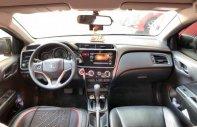 Chính chủ bán xe Honda City đời 2016, màu đỏ giá 380 triệu tại Hải Phòng