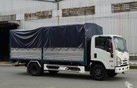 Bán xe tải Isuzu 5T5 thùng bạt 5m6 - NQR75LE4 giá 790 triệu tại Tp.HCM