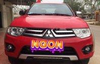 Cần bán Mitsubishi Triton đời 2014, màu đỏ, xe nhập số sàn giá 400 triệu tại Nghệ An