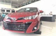 Bán Toyota Yaris sản xuất 2019, màu đỏ, nhập khẩu   giá 620 triệu tại Tp.HCM