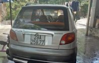 Bán xe cũ Daewoo Matiz SE đời 2008, màu bạc giá 69 triệu tại Hà Tĩnh