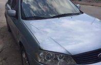 Cần bán gấp Ford Laser LXi 1.6 MT đời 2004, màu bạc  giá 168 triệu tại Hà Nội