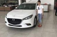 Bán Mazda 3 sản xuất 2017, màu trắng, xe gia đình giá 620 triệu tại Hải Phòng