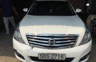 Cần bán Nissan Teana 2.0 AT sản xuất năm 2010, màu trắng, giá tốt giá 479 triệu tại Bình Dương