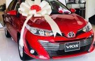 Bán Toyota Vios đời 2019, màu đỏ, giá tốt giá 491 triệu tại Cần Thơ