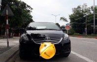 Cần bán Toyota Vios đời 2011, màu đen giá 280 triệu tại Hà Tĩnh