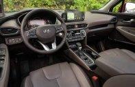 Cần bán Hyundai Santa Fe năm 2019, màu xanh lam giá 1 tỷ 30 tr tại Tp.HCM