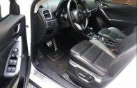 Bán xe Mazda CX 5 2.5AT đời 2017, màu trắng, chính chủ  giá 830 triệu tại Hà Nội