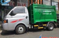 Xe ép chở rác mini - Xe chở rác 3.5 khối JAC, nhập khẩu, 2019, màu trắng  giá 450 triệu tại BR-Vũng Tàu
