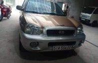 Bán Hyundai Santa Fe năm sản xuất 2003, màu nâu, xe nhập giá 230 triệu tại Tp.HCM