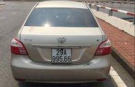 Bán xe Toyota Vios G sản xuất 2013, nhập khẩu nguyên chiếc chính chủ giá 400 triệu tại Hà Nội