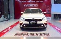 Bán xe Kia Cerato At sản xuất năm 2019, màu trắng  giá 559 triệu tại Tp.HCM