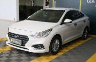 Bán xe Hyundai Accent 1.4AT đời 2018, màu trắng giá 508 triệu tại Tp.HCM