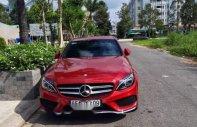 Bán Mercedes C300 AMG 2017, màu đỏ giá 1 tỷ 720 tr tại Cần Thơ