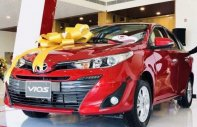 Bán Toyota Vios sản xuất năm 2019, màu đỏ giá 531 triệu tại Hà Nội