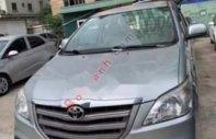Cần bán Toyota Innova 2.0E đời 2014, màu bạc giá 538 triệu tại Hà Nội