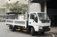 Xe tải Isuzu 3 tấn thùng lửng giá cả hợp lí bao trọn gói giá 505 triệu tại Bình Dương