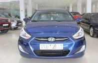 Cần bán xe Hyundai Accent 2016, màu xanh lam giá 445 triệu tại Tp.HCM