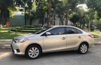 Kẹt lúa nên đành cho em Toyota Vios 1.5E CVT, đời 2018, màu Vàng Cát! giá 515 triệu tại Tp.HCM