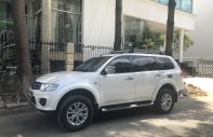 Cần bán gấp Mitsubishi Pajero Sport 4x2 MT đời 2017, màu trắng! giá 675 triệu tại Tp.HCM