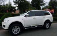Bán ô tô Mitsubishi Pajero sản xuất năm 2017, màu trắng, xe nhập, giá 700tr giá 700 triệu tại Tp.HCM
