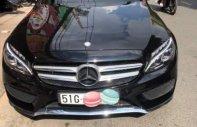 Cần bán gấp Mercedes C300AMG sản xuất 2015, màu đen giá 1 tỷ 320 tr tại Tp.HCM