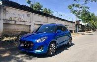 Cần bán xe Suzuki Swift năm sản xuất 2019, màu xanh lam, nhập khẩu giá 550 triệu tại Tp.HCM