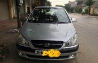 Bán xe Hyundai Getz năm sản xuất 2010, màu bạc, xe nhập giá 186 triệu tại Thanh Hóa