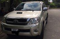 Cần bán gấp Toyota Hilux đời 2008, màu bạc, nhập khẩu nguyên chiếc  giá 335 triệu tại Tp.HCM