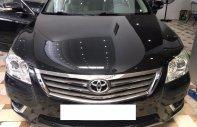Bán Toyota Camry 2.4G màu đen sản xuất 2012 (Đời chót), xe đăng ký tư nhân giá 710 triệu tại Hà Nội