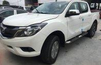 Bán Mazda BT 50 2.2 đời 2018, màu trắng, nhập khẩu giá 610 triệu tại Hà Nội