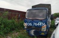 Ngân hàng thanh lý đấu giá xe Veam VT150, xe tải có mui đời 2016, màu xanh lam còn mới, giá tốt 165triệu giá 165 triệu tại Hà Nội