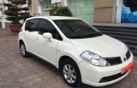 Bán xe Nissan Tiida 1.6AT đời 2008, màu trắng, xe nhập giá 285 triệu tại Hà Nội