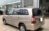 Bán xe Toyota Innova sản xuất năm 2014, màu nâu, giá chỉ 498 triệu giá 498 triệu tại Tp.HCM